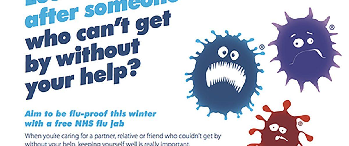 Flu campaign featured image